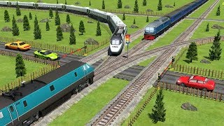 TRAIN DRIVING SIMULATOR FREE GAMES #001 - Train Simulator Games Android #q | Free Games Download