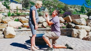 PROPOSING TO MY PREGNANT GIRLFRIEND! 💍