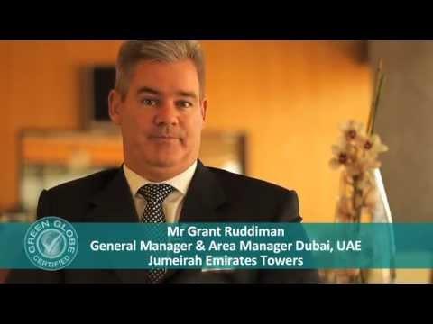 Jumeirah Emirates Towers - Green Globe Certified