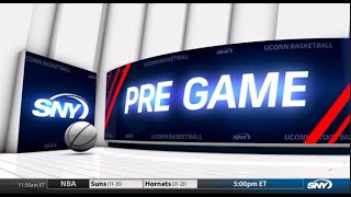 UConn Women's Basketball v. Temple Pre Game Show 01/19/2019