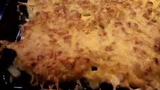 Куриное филе с ананасами и сыром в духовке, рецепт приготовления