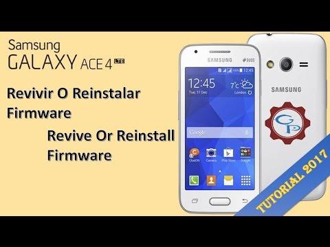 Flashear / Desbrickear / Revivir o Actualizar El Samsung Galaxy Ace 4 (Firmware Original)   ¦ GaryPC