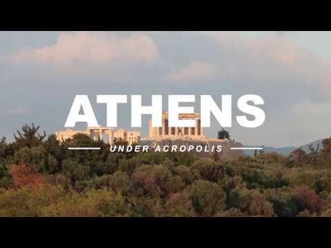 Under Acropolis - Athens Line 1