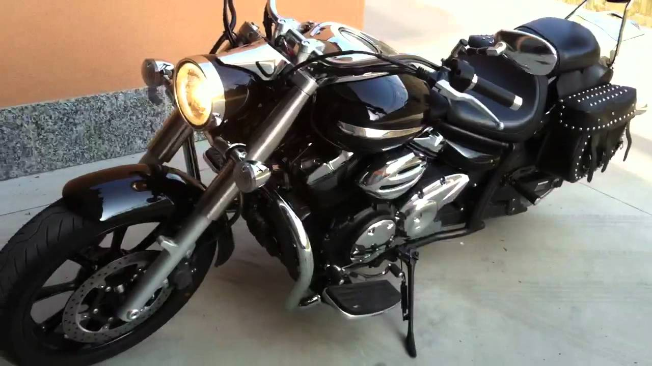 yamaha xvs 950 midnight star filmed with iphone 4 youtube. Black Bedroom Furniture Sets. Home Design Ideas