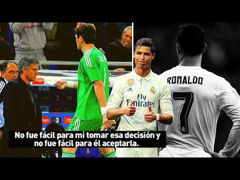 Cristiano muy SINCERO | El Bonito gesto de Mourinho con Casillas