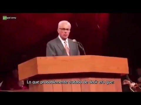 John MacArthur confrontado por un supuesto profeta Sub Español