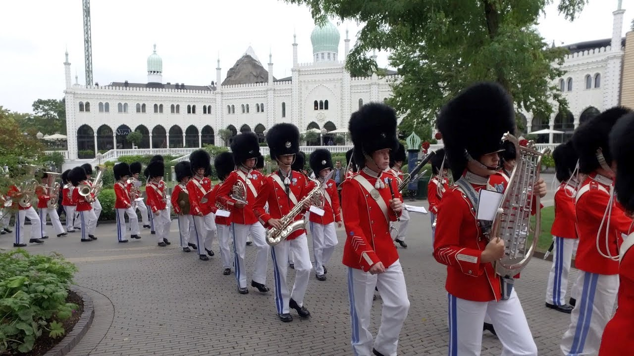 The world's oldest youth guard turns 175 years old