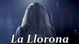 The Curse of La Llorona: The Story Behind the Weeping Woman