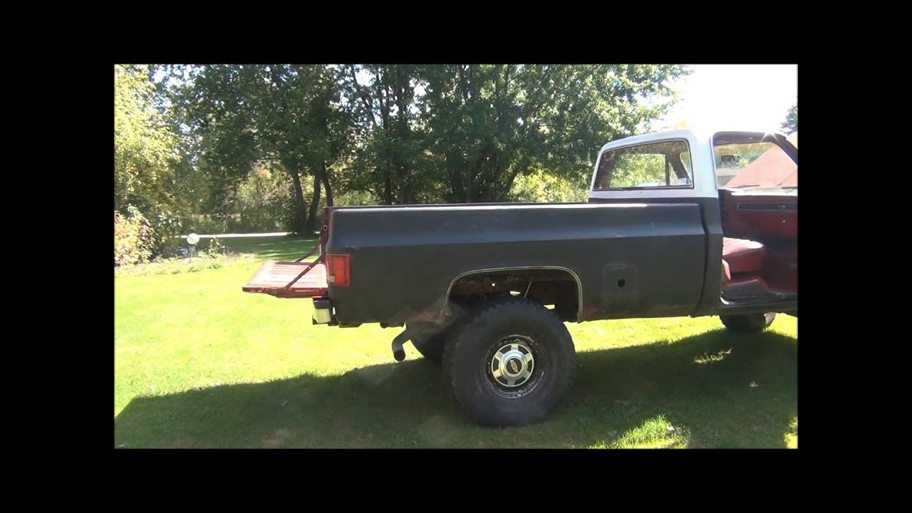 1981 CHEVY LIFTED 4\