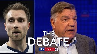 Has Christian Eriksen been treated unfairly by Tottenham fans? | The Debate