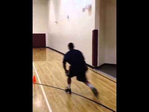 Basketball Drills w/LeRoy Jackson Kirtland Community College