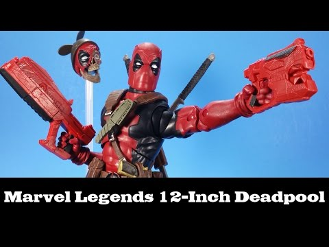 Marvel Legends 12-inch Deadpool Hasbro