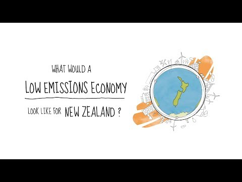 Low emissions economy - issues paper