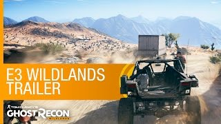 Tom Clancy's Ghost Recon Wildlands Reveal Trailer – E3 2015 [US]