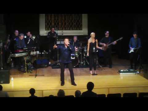 Love Me Tonight Tom Jones cover Byron Cancelmo Legacy Show with Detroit Motion