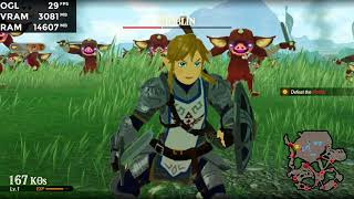 Yuzu Early Access 1078 Hyrule Warriors Age Of Calamity Demo Gameplay Youtube