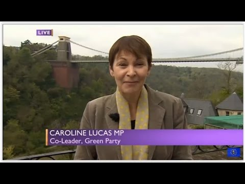 GE2017: Green party launches boldest campaign ever