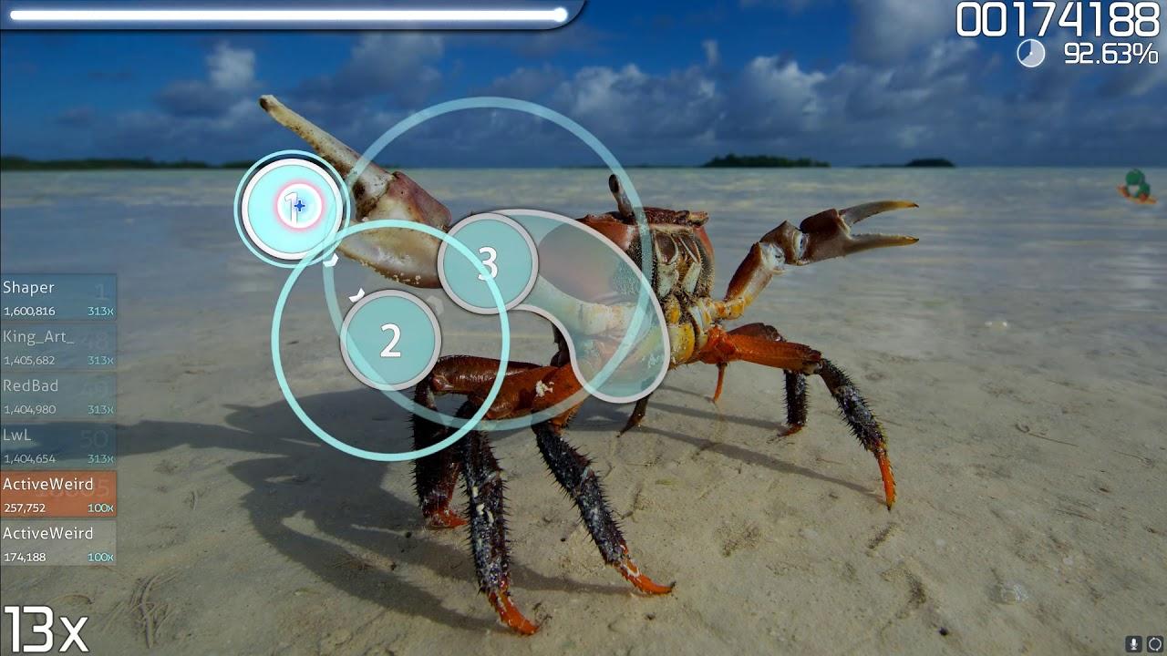 Crab Rave Fail - YouTube