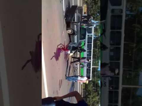 Homem tem cabeça decepada em acidente na Av. Fernando Corrêa