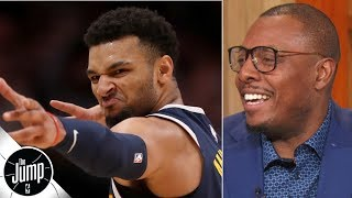 Nuggets are in danger of losing in the first round - Paul Pierce   The Jump