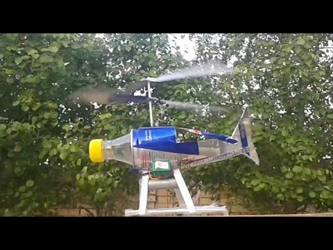 How To Make A Helicopter - DIY Helicopter At Home