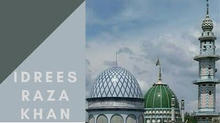 Latest Takreer of Idrees Raza Khan 2015 Mumbai