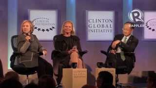 Hillary Clinton: We can't grow economy without women