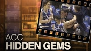 Coach K Goes Crazy After Winning 1988 ACC Championship | ACC Hidden Gem