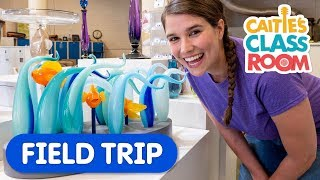 Let's Take a Trip To The Glassblowers | Caitie's Classroom