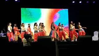Moha mundiri dance performance Madura raja swing zara petta Marana mass