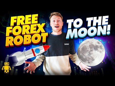 Free Forex Robot to the MOON! [Download Available]