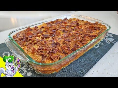 Breakfast Casserole Recipe | Egg Bake
