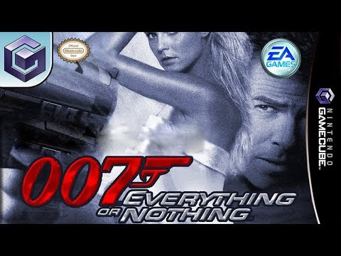Longplay Of James Bond 007: Everything Or Nothing [HD]