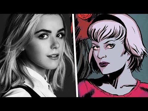 Kiernan Shipka To Star In Netflix's Sabrina The Teenage Witch Reboot