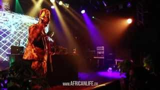 Zion Train, Fitta Warri (Vanguard Leader) @ Dub Champions Festival, 07.02.2014, WUK, Vienna, Video