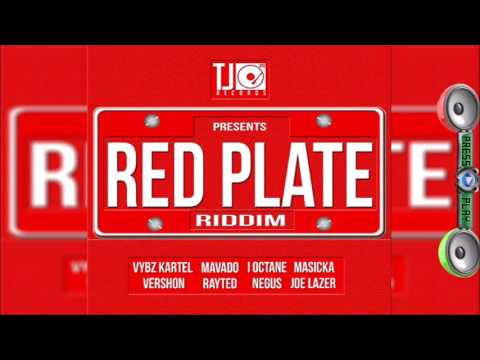 Red Plate Riddim ●OCT 2016●  (TJ Records) Mix by Djeasy