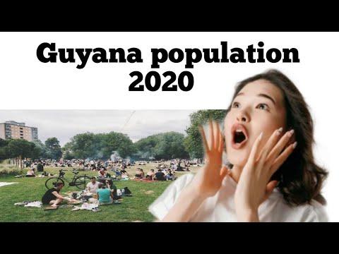 Guyana population 2020|guyana population 2019|guyana population|guyana