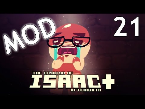 Afterbirth+ Mod Spotlight! - Episode 21 - The Drawn