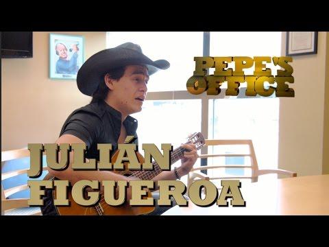 JOAN SEBASTIAN VIVE EN LA VOZ DE SU HIJO JULIAN FIGUEROA - Pepe's Office