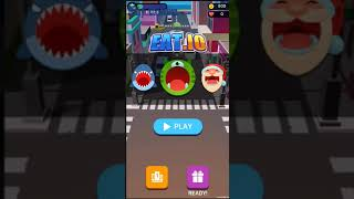 EAT IO Game(Facebook Games)funny play ep7