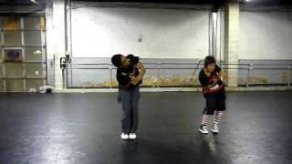 Nikki Stanek & Kris Rhodes - What It Is (Sophia Fresh) Choreography thumbnail
