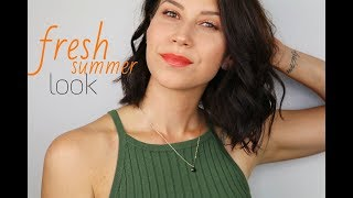 FRESH SUMMER LOOK | eevaeerika