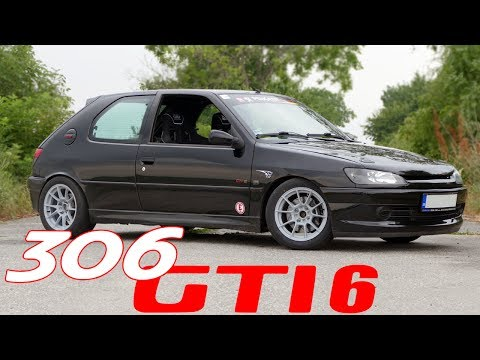 Ivan a jeho Peugeot 306 GTI-6 S16 - volant.tv