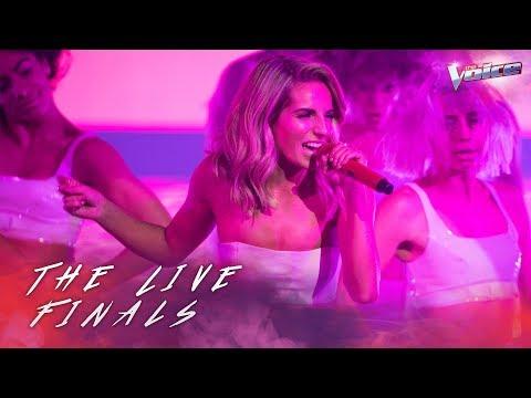 Jacinta Gulisano sings End Of Time | The Voice Australia 2018