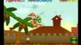 Super Paper Mario: 2 Glitches