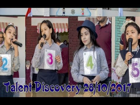 Talent Discovery 28/10/2017