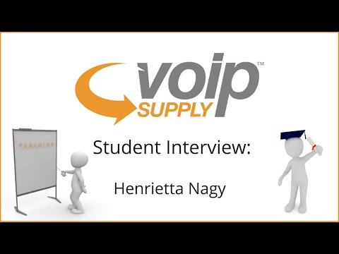 Student Interview | VoIP Supply