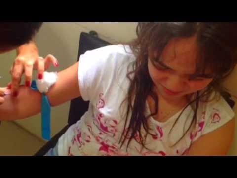 Vr exame de sangue