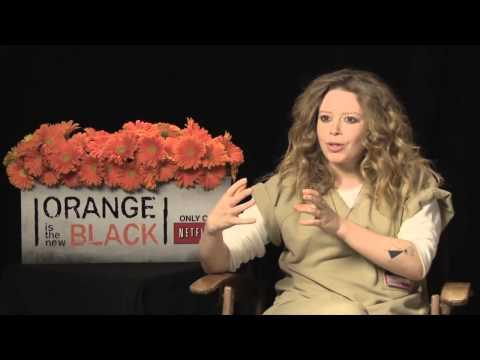 ▶ Natasha Lyonne's  'Orange is the New Black' Soundbite   YouTube 720p