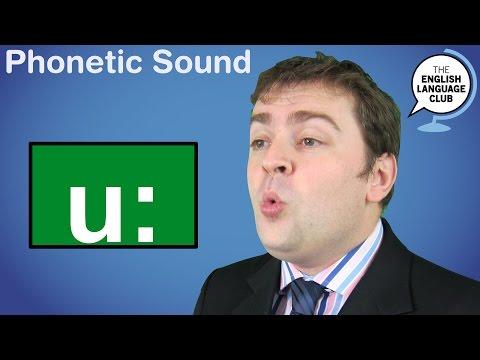 The /u:/ Sound